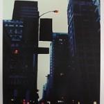 """""""Downtown at Dusk"""" by Debra Walker"""