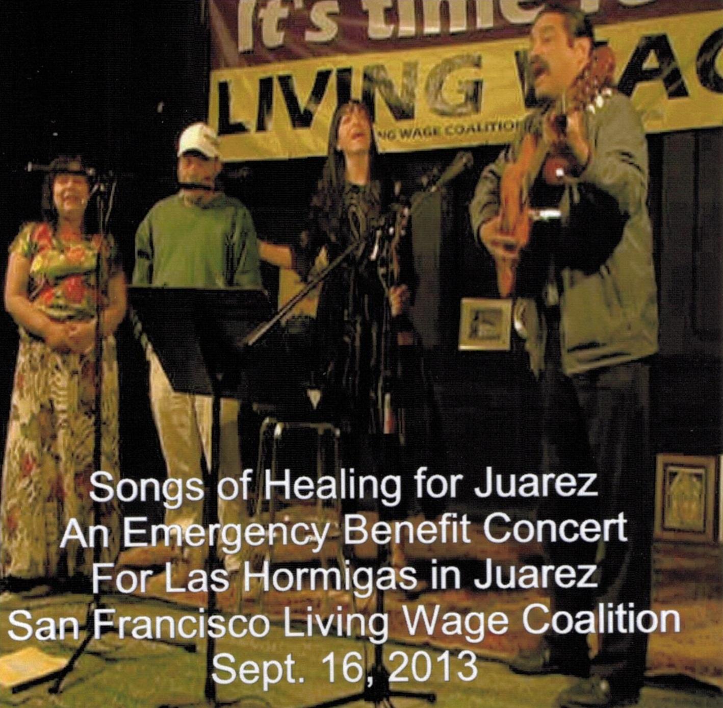 Songs of Healing for Juarez